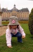 Chasse aux oeufs, Château de vaux le Vicomte
