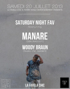 Saturday Night Fav Feat Manaré & Woody Braun