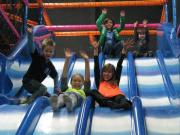 1 entrée achetée = 1 entrée GRATUITE* chez ROYAL KIDS, votre parc de jeux climatisé !