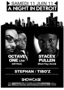 Night In Detroit, Showcase, Octave One, Stacey Pullen
