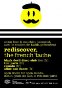 Rediscover, Tim Paris, Remain, Black Devil Disco Club, Aline Can Dance, Rex Club