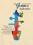 Festival européen des jeunes talents, 2011, Paris, Musique Classique, Archives Nationales