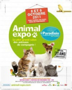 Animal Expo, Salon, Animaux de Compagnie, Parc Floral de Paris