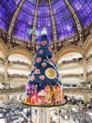 Noël aux Galeries Lafayette 2013