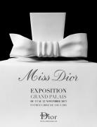 exposition Miss Dior Grand Palais 2013