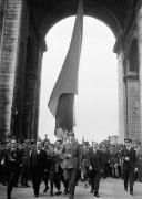 Libération de Paris, Août 1944, exposition à l'Hôtel de Ville