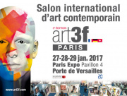 art3f Paris 2017, le salon international d'art contemporain