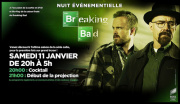 Nuit Breaking Bad à Paris