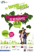 Forum International de la Météo et du Climat 2014 à l'Hôtel de Ville de Paris