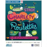 Stade charlety sur roulettes