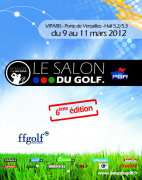 Le Salon du Golf 2012 à paris