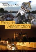 La Fête de l'Assomption 2012 à Notre Dame de Paris