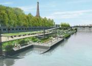 Paris aujourd'hui, Paris demain, l'exposition