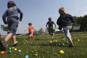 La Chasse aux oeufs de Pâques de la Ferme de Gally