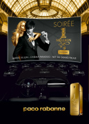 Soirée One Million Intense de Paco Rabanne