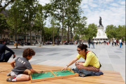 R de jeux, la ludothèque à ciel ouvert, Place de la République