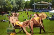 Scènes d'été 2013 à la Villette