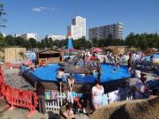 Bajo Plage, la plage gratuite de Bagnolet