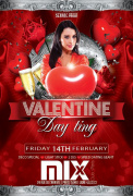 Valentine Day Ting - entrée gratuite @Mix Club