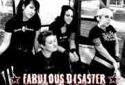 Fabulous Disaster + Trash Candy + guests