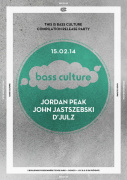This is Bass Culture au Rex Club avec John Jastszebski