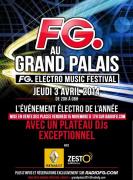 FG. au Grand Palais le 3 avril 2014