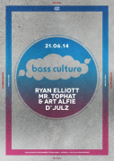 Bass Culture au Rex avec Mr.Tophat & Art Alfie