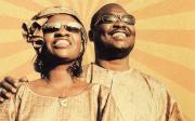 Fête de la musique 2014 Place des Vins de France avec Amadou et Mariam