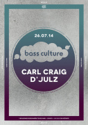 Bass Culture au Rex Club avec Carl Craig