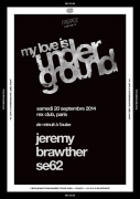 My Love is Undergournd Label Night au Rex Club