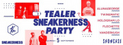 Tealer Sneakerness Party au Showcase