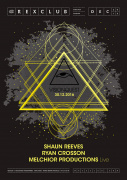 Visionquest Night au Rex Club avec Shaun Reeves