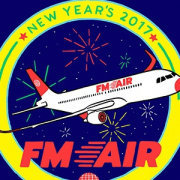 Réveillon 2017 à Paris : New year FM Air au Point Ephémère