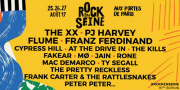 Rock En Seine 2017 : PJ Harvey, The Kills, At The Drive-In… les premiers artistes annoncés