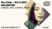 Delighted au Rex Club avec Amelie Lens