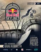 Red Bull Skylines au Grand Palais