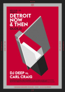 Detroit, Now & Then au Rex Club avec Carl Craig
