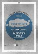 Rex Club « 25 years » : Bass Culture avec D'Julz