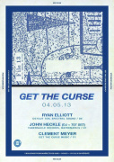 Get The Curse Residency au Rex Club