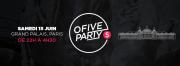 OFive Party au Grand Palais