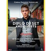 Cinema Paradiso Superclub : Diplo and friends au Grand Palais