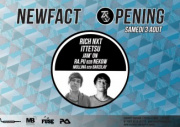 Newfact Opening Special Fuse London au Cabaret Sauvage