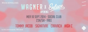 WAGNER x ENLACE RECORDS w/ SIGNATVRE @SOCIAL CLUB