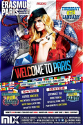 Erasmus Paris : Welcome to Paris 2015
