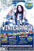 Erasmus Paris : Winter Party