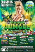 Erasmus Jungle Party