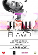 JAM TO THE WILD // Carte Blanche à FLAWD (Florent Mateo)// CONCERT + JAM
