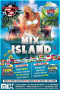 International Student Party : Mix Island