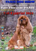 Salon Paris Dog Show