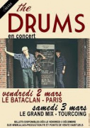 The Drums + support